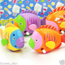 Chain On The Discus Fish Tail Moving Children Take A bath Boys Girls Toy Gifts