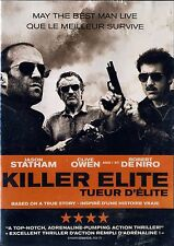 BRAND NEW DVD / KILLER ELITE // JASON STATHAM, CLIVE OWEN, ROBERT DeNIRO
