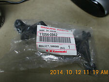 GENUINE KAWASAKI  Z750  ZR750 2008  BRACKET,SHROUD,LEFT HAND   11054-0942