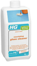 HG Artificial Flooring Clean & Shine Nourishing Gloss Cleaner Fresh Scent 1L