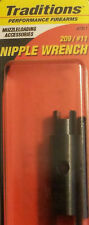 Traditions 209 / # 11  Nipple Wrench  # A1517   New!