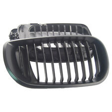 Black kidney grilles for BMW E46 3 series 02 03 04 05 facelift 4D Saloon Touring