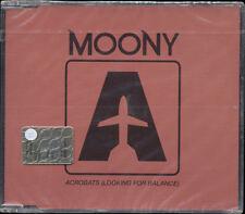 Moony - Acrobats 4 Tracks (Tommy Vee/Moltosugo) Cd Perfetto