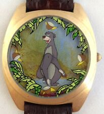 DISNEY THE JUNGLE BOOK LIMITED EDITION COLLECTOR'S CLUB SERIES WATCH by FOSSIL