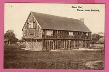 Unposted.Pre. 1918. Moot Hall, Elstow ,near Bedford