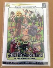Alice in Wonderland (1976) Kristine DeBell - A Musical Fantasy Bud Townsend DVD