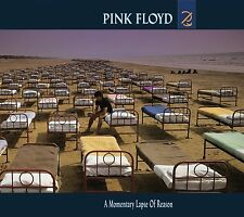 PINK FLOYD - A MOMENTARY LAPSE OF REASON: CD (2011 REMASTERED EDITION)