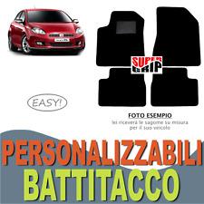 PER FIAT BRAVO (07-14) TAPPETINI AUTO SU MISURA MOQUETTE CON BATTITACCO   EASY