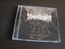 THANATHRON - Thanathron CD Black Metal INFERNAL WAR IMPIETY IMPALED NAZARENE