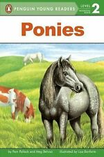 Ponies (Penguin Young Readers, L2)