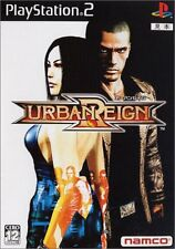 Used PS2 Urban Reign   Japan Import (Free Shipping)