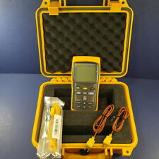 Fluke 54 II Thermometer, Excellent condition, Waterproof Hard Case