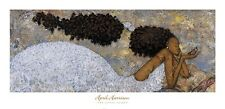 April Harrison The Little Things African American Print ethnic woman butterfly