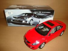 1/18 2009 New Mazda 6 RUIYI red color + gift