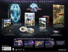 NEW Final Fantasy XIV 14 A Realm Reborn PS3 Collectors Edition limited ffxiv arr