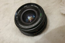 Hanimex 28mm f2.8 MC Wide Angle Lens Minolta MD Mount Adaptable MFT BMCC