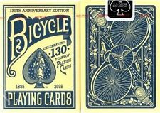 Bicycle 130th Anniversary Playing Cards (Blue)