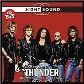 Thunder-Sight & Sound  CD with DVD NEW