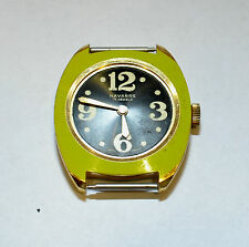 Vintage Navarre 17 Jewels Swiss Made Ladies Watch Works