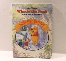 Disney Winnie The Pooh and Friends : Night Time Mystery - Children's Board Book
