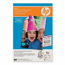 HP Premium Photo Paper Glossy 4x6 inches 100 sheets NEW