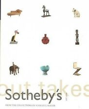 Sotheby's The Collections of Stanley J. Seeger Auction Catalog 2008