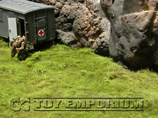 """**** Build-a-Rama 1:32 Deluxe """"Pasture"""" Battlefield Table Mat  (24""""x12"""") ****"""