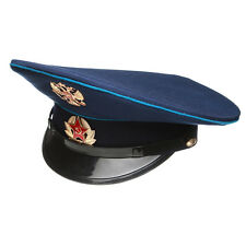 Russian Soviet USSR Army Military Hat Officer's Cap - Air Force size M (58 cm)