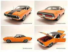 Dodge Challenger R/T 1970 orange, Fast & Furious, Modellauto 1:18 / Greenlight