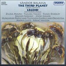 The Third Planet/Legend, New Music
