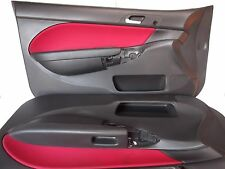 JDM HONDA CIVIC TYPE R 3DOOR LA-EP3 2003 RED DOOR PANEL RIGHT & LEFT OEM