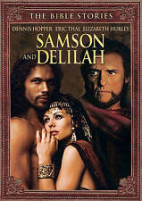 The Bible Stories: Samson and Delilah, New DVDs