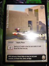 STAR WARS CCG JEDI KNIGHTS CARD MINT/N-MINT 1ST DAY 37C COM PICK UP SOME POWER..