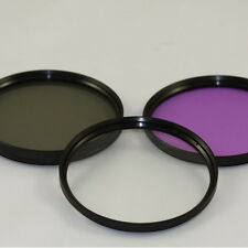 High Resolution Filter KIT For Nikon Coolpix L810  L820 L830 With Adapter Ring