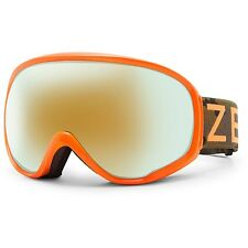 Brand NEW 2016 Zeal Forecast Snowboard Goggles in Blaze Camo Size Medium