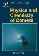 Physics and Chemistry of Comets (Astronomy and Astrophysics Library)