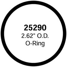 Hi Temp Red Thermostat Gasket O-Ring Seal Ford Fitments up to 2015 Stant