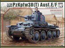 Panda Hobby PH16001 1/16  Pz.Kpfw.38(t) Ausf.E/F
