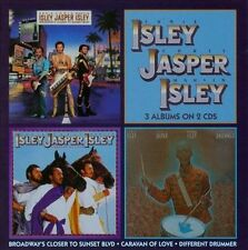 Broadway's Closer to Sunset Blvd./Caravan of Love/Different Drummer by Isley...