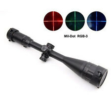 Free Shipping Hunt Telescopic Sight 4-16x50AOL Reflex Sight Gun Sight Riflescope