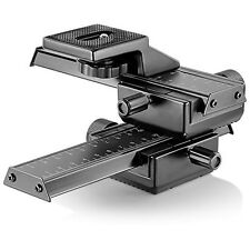 Neewer pro (version pro de neewer produit) 4 way macro focusing focus rail slide