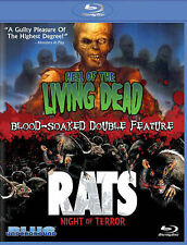 Hell of the Living Dead/Rats Night of Terror [Blu-ray], New DVDs