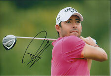 Pablo Larrazabal SIGNED Autograph 12x8 Photo AFTAL COA Golf Race to DUBAI