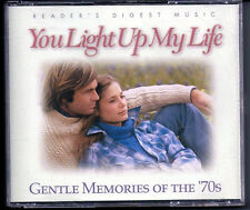 You Light Up My Life - Memories of the '70s - Reader's Digest Music  - 4 CD Set