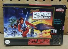 Super Star Wars: The Empire Strikes Back for Super Nintendo BRAND NEW SEALED!