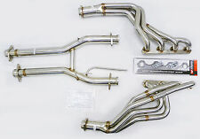 OBX Exhaust Header For 86 87 89 90 91 92 93 Mustang GT LX 5.0L M/T Full Length