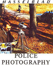 HASSELBLAD POLICE PHOTOGRAPHY GUIDE BROCHURE -from 1971--HASSELBLAD