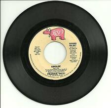 FRANKIE VALLI - GREASE - 1978 - RSO - RS897 - SEVENTIES DISCO DANCE MOVIE TIE-IN