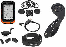 Bryton Rider 530T GPS ANT+ Bike Cycling Computer w/HRM Speed&Cadence Dual Sensor