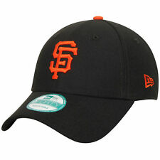 New Era 9FORTY MLB San Francisco Giants Curved Peak Strapback Hat Baseball Cap